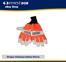 More details for oregon chainsaw safety gloves