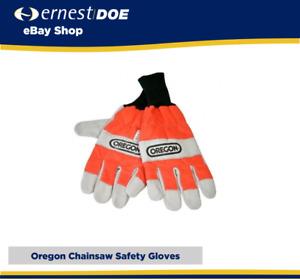 Oregon Chainsaw Safety Gloves
