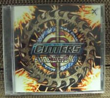 CUTTERS Sonic Wave Love CD late-90's alt-rock SPV