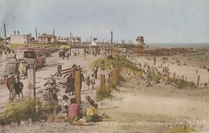 a irish dublin old postcard ireland portmarnock