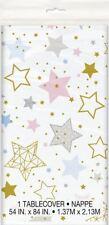 Twinkle Twinkle Little Star - Plastique Nappe (baptême)