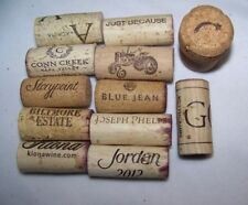 Wine Corks with a Name Phrase or Special Year for Wedding Anniversary Birthday