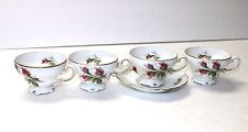 MADE IN OCCUPIED JAPAN FIVE OHATA CHINA TEA SET LOT