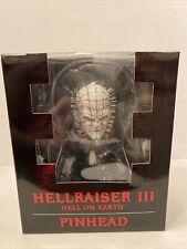 "Mezco Stylized Designer 6"" PINHEAD Deluxe Figure - Hellraiser III Hell on Earth"