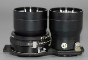Mamiya C 135mm f4.5 Twin lens for C330 C330F C330S C220 cameras - Ex++..(Read)