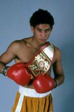 Old Boxing Photo Hector Camacho Poses For A Portrait With His Belt In New York 1