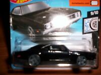 DODGE CHARGER 500 69 - HOT WHEELS - SCALA 1/55