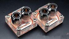 ICE MAX CPU GPU North bridge Water Cooling Block Waterblock acrylic+Copper