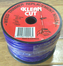 Trimmer Line for Whipper Snippers Purple 1.6mm 106 metres Made in Australia