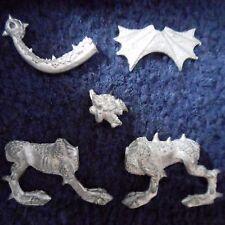 1994 Chaos Flesh Hound de Khorne 1 Games Workshop Warhammer armée chien Hell Beast