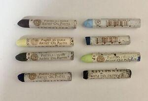 Sennelier Artist Oil Pastels - Set of 8
