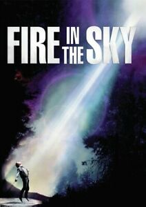 FIRE IN THE SKY NEW DVD