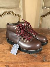 New Eastland American Eagle Mountaineering Hiking Boots Brown Leather Mens 12 #2
