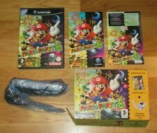 Mario Party 6 With Mic Big Box Collectors Nintendo Gamecube UK PAL Complete Rare