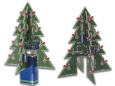VELLEMAN MK130 3D XMAS TREE DIY KIT (soldering kit)