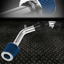 FOR 02-06 NISSAN SENTRA SE-R LIGHTWEIGHT COLD AIR INTAKE SYSTEM+BLUE CONE FILTER