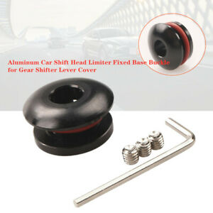 Car Shift Head Limiter Fixed Base Buckle for Gear Shifter Lever Cover Part Kit