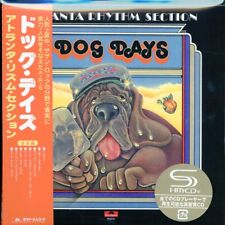 ATLANTA RHYTHM SECTION-DOG DAYS-JAPAN MINI LP SHM-CD Ltd/Ed G00