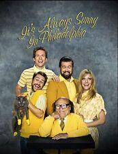 It's Always Sunny in Philadelphia (2005) A4 260gsm Tv Poster
