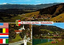 St. Urban am See - Simonshöhe , Ansichtskarte , gelaufen
