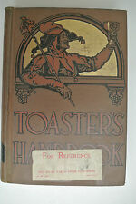 Toaster's Handbook, Edmund and Williams 1947