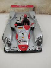 Maisto 1:18 Infineon Audi R8 Le Man's-Sieger 2001
