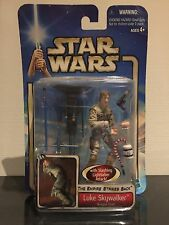 Hasbro Star Wars The Empire Strikes Back Luke Skywalker Bespin Duel NEW !!