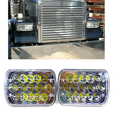 GENSSI LED Headlights Sealed Beam Headlamp For FREIGHTLINER FLD120 112 FLD