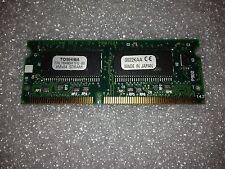 Memoria SoDimm Sdram Toshiba THLY6480H1FG-80 64MB PC100 100MHz CL2 144 Pin