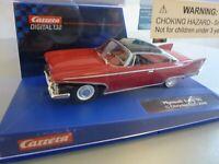 Carrera Digital 132 - Plymouth Fury '60 rot ohne Rückspiegel -US Mod.- OVP - TOP