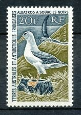 FRENCH ANTARCTIC TERRITORY / T.A.A.F. 1968 - BLACK-BROWED ALBATROS - MNH  Hk990h