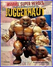 THE JUGGERNAUT  KOMA  resin model kit  1/6 scale RARE