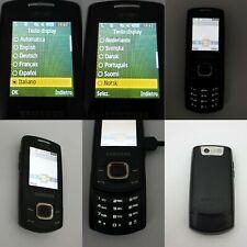 CELLULARE SAMSUNG GT C5130S GSM UNLOCKED SIM FREE DEBLOQUE