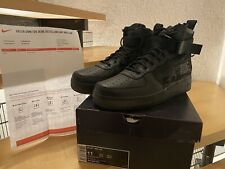 NIKE SPECIAL Field Air Force 1 Mid Tiger Camo Black Cargo Cachi EU 45 US 11 uk10