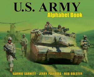 U S  ARMY Alphabet Book