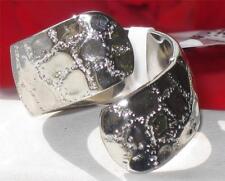Modeschmuck-Ringe aus Stein und Edelstahl