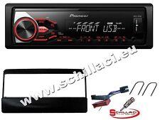 Autoradio Pioneer USB  + Kit montaggio per Ford Focus / Cougar / Puma / Transit
