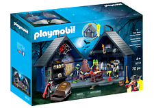 Playmobil 9312 Take Along Haunted House (Playsets) for 3-4 Years, 5-7 Years