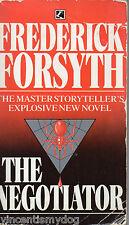 The Negotiator by Frederick Forsyth (Paperback , 1990)