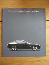 Porsche 944 folleto 1985 mi Jm