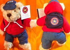 Herrington Teddy Bear Club 2004 September Back-2-School HTB Mint New with Tag!
