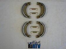 Yamaha YFM125 Grizzly EBC Front Brake Shoes 2004-2011