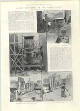 1901 Roman Forum Frescoes Vestals First British Submarine Launch Barrow