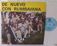 De nuevo con rumbavana elasticità LP Cuba Cuba