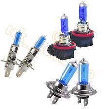 Las bombillas de xenón Faros De Niebla Luz Dip principal H7 H1 H11 100w