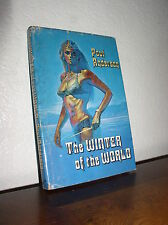 The Winter of the World by Poul Anderson (1975, Dust Jacket, Hardcover,BCE)