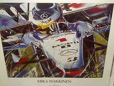 Mika Hakkinen by Eric-Jan Kremer