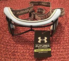 New Under Armour Lax Womens Lacrosse 🥍 Goggles Lite Blue