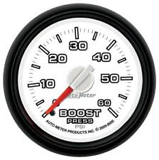 Autometer Factory Match 52.4mm Mechanical 0-60 PSI Boost Gauge - am8505