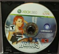 Heroes Over Europe -  Microsoft Xbox 360 Rare   - Tested - Jet Air Plane Shooter
